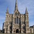 Sailsbury Cathedral Outside